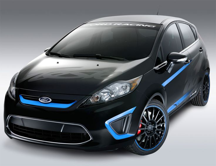 Custom 2011 Ford Fiesta