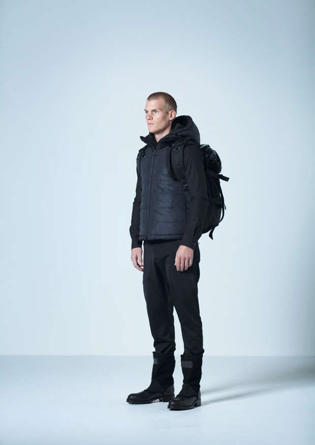 Militant Menswear Tailoring : MCQ Autumn/Winter 2012/2013 Mens