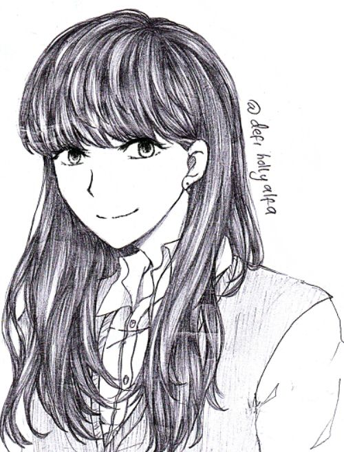 sketch Oujima Ryssa
