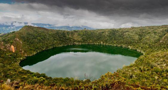 Laguna de Guatavita - Colombia
