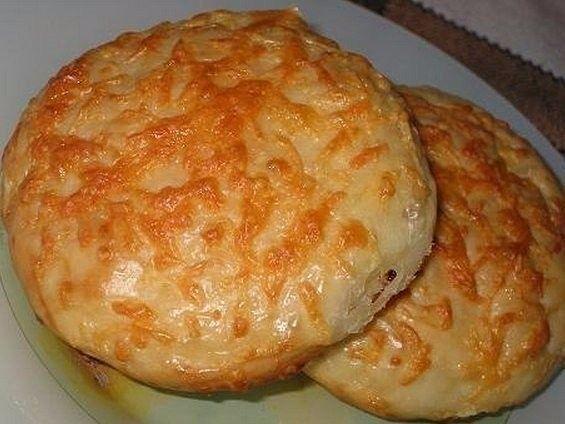 Вкусные рецепты: Сырные булочки