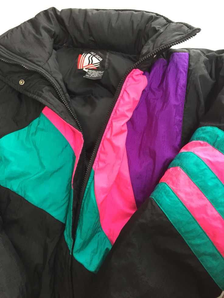 A personal favorite from my Etsy shop https://www.etsy.com/ca/listing/492042202/vintage-down-filled-ski-jacket