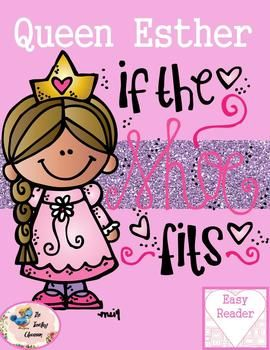 Queen Esther - Mini Book - Easy Reader freee