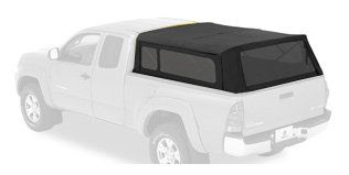 Bestop® 76301-35 Black Diamond Supertop® for Truck Bed Cover for 2004-2012 Toyota Tacoma