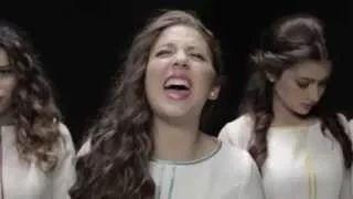 cantantes colombianas que cantan canciones de disney - YouTube