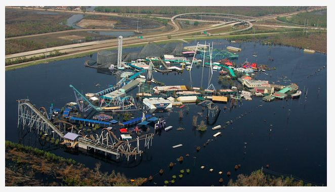 6 Flags New Orleans