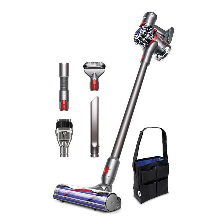 dyson v7 cleaning