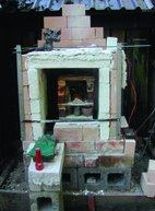 Reach for the current copy of CR to find out from Ian Gregory how to build a weekend kiln!