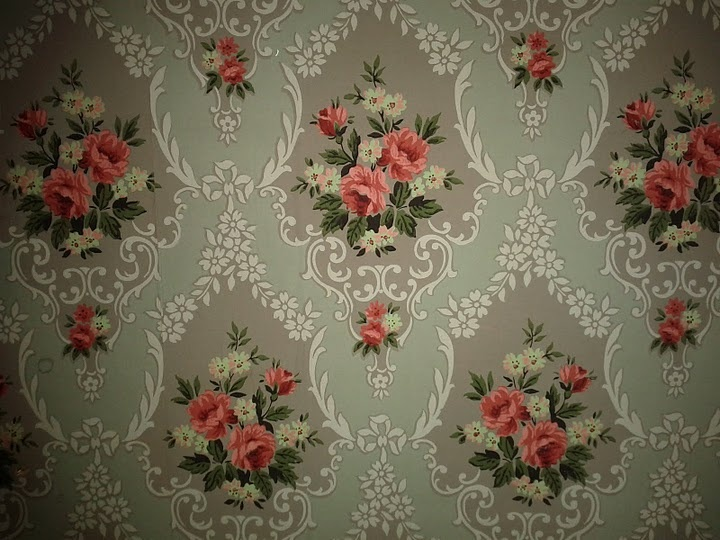 1000 Images About Victorian Wallpaper On Pinterest Anna