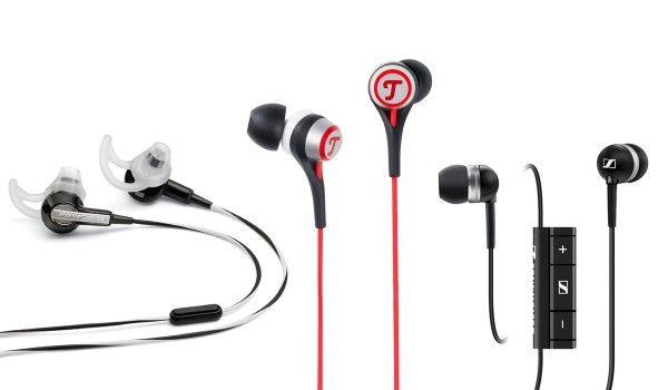 Test In-Ear: Bose MIE2, Teufel Move, Sennheiser MM 30i