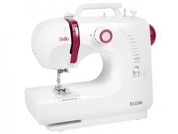 Máquina de Costura Elgin - Bella BL12000 Portátil