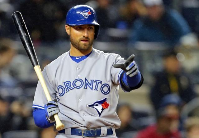 .@KPILLAR4  wants YOU to be tuning into #BlueJays baseball tonight.  #WeTheNorth #CanadasTeam