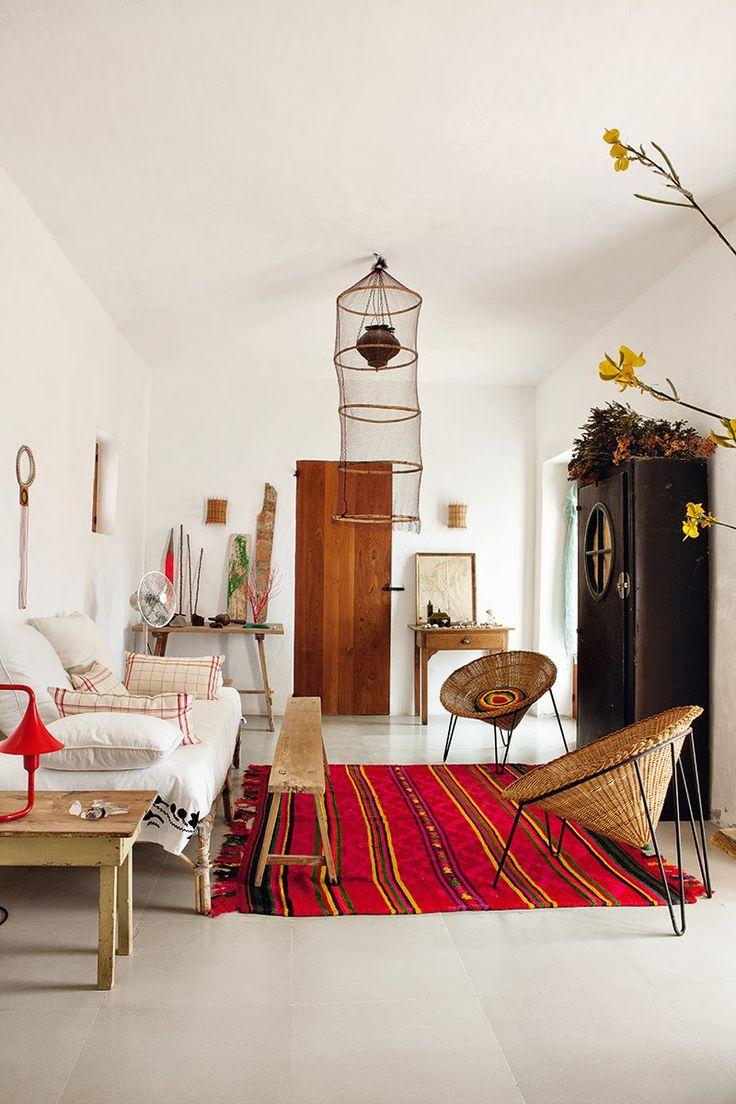 HOME & GARDEN: home of Luis Galliussi in Ibiza