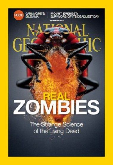 Real Zombies: Mind Controlling Parasites of Nature