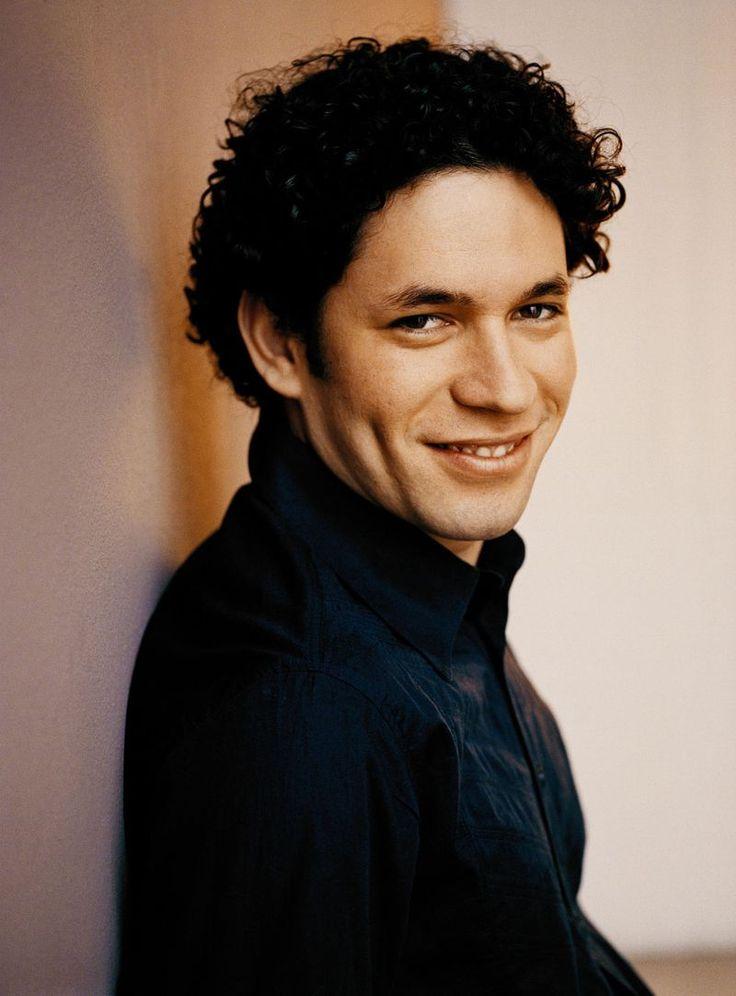 What a great musician! Venezueala´s Gustavo #Dudamel