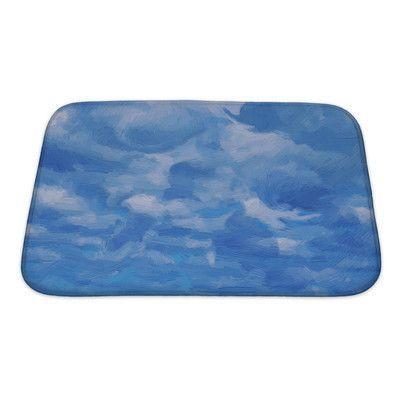 Die besten 25+ Badematten kleine wolke Ideen auf Pinterest - badezimmermatten kleine wolke