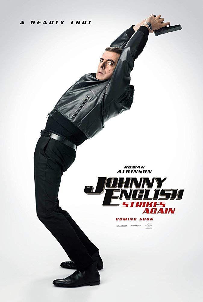 Nonton Johnny English 2018 : nonton, johnny, english, Rowan, Atkinson, Johnny, English, Strikes, Again, (2018), English,, Movies,