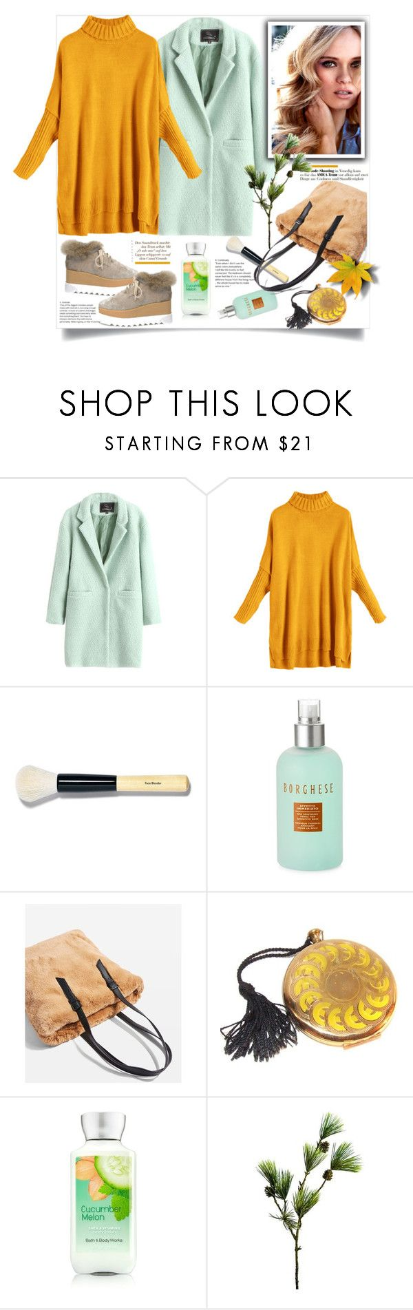 """Sweater Dress"" by natalyapril1976 on Polyvore featuring Mode, Bobbi Brown Cosmetics, Borghese, Topshop und Wyld Home"