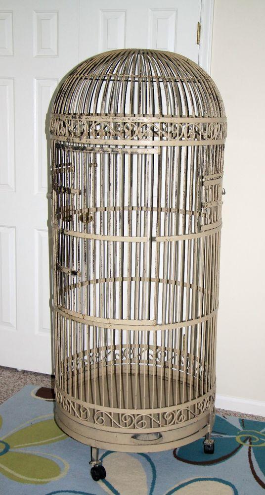 3141 Best Birdcage Images On Pinterest Bird Cages
