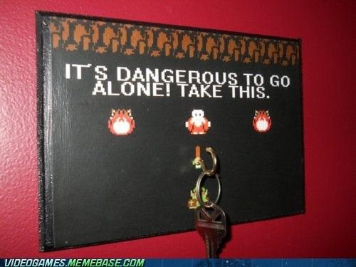 I need one.Geek, Old Schools, Keys Hangers, Hooks, Videos Games, Legends Of Zelda, Zelda Keys, Legend Of Zelda, Keys Holders