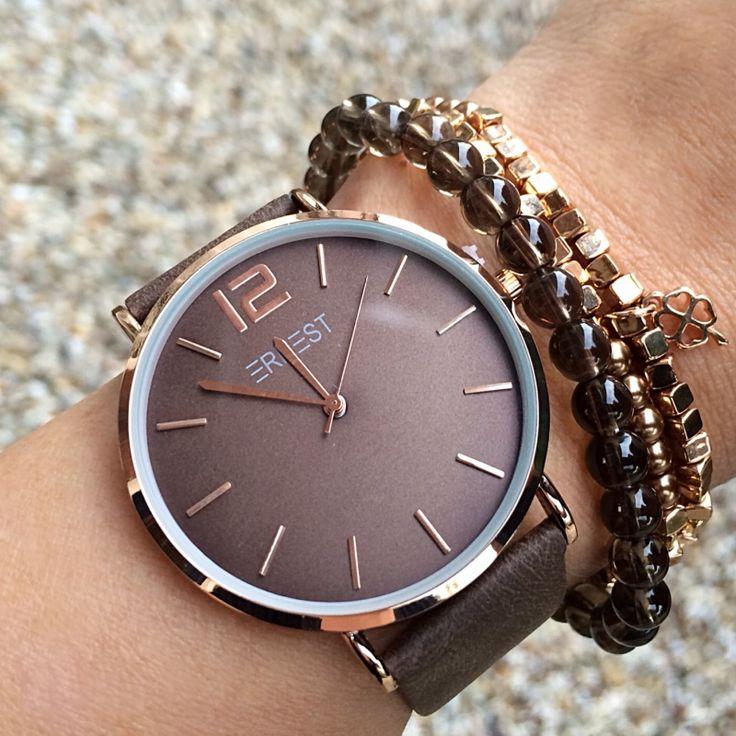 Armband horloge set Cindy Bruin
