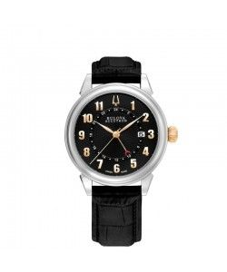Bulova Accutron Gemini Automatic Watch 65B145