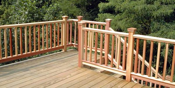 14 best images about rails on pinterest composite deck for Composite decking wickes