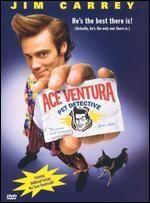 Ace Ventura: Pet Detective [Full Screen]