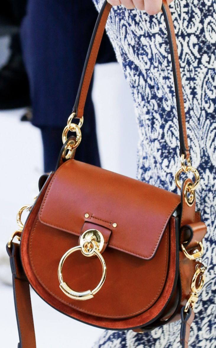 ed912c5598 Chloe spring 2019. Find this Pin and more on Bags ...