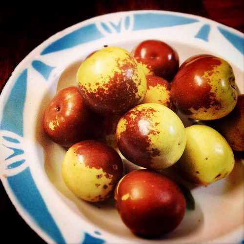 Winter Jujube, jujube, dates, chinese dates, 冬棗, chinese, fruit, seasonal