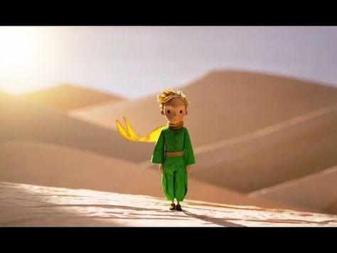 O Pequeno Príncipe (Le Petit Prince/The Little Prince, 2015) ja quero assistir