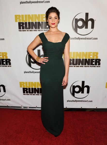 Gemma Arterton Evening Dress - Gemma Arterton Looks - StyleBistro