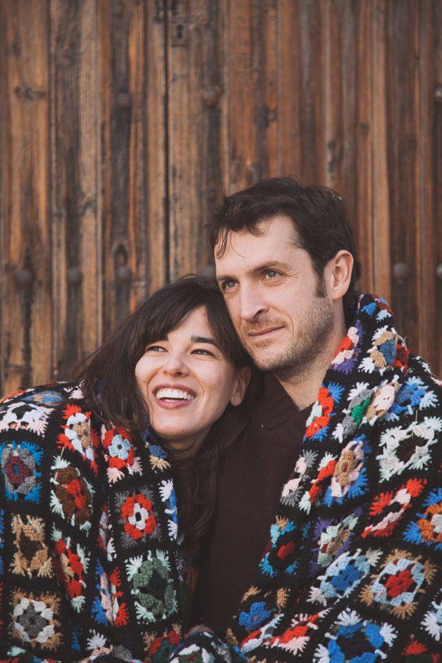 Sesión de pareja - crochet - La Hermana de la Novia
