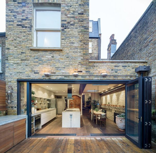 single storey extension ideas for 1930s house - Google Search