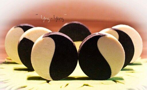 Ying-yang soap