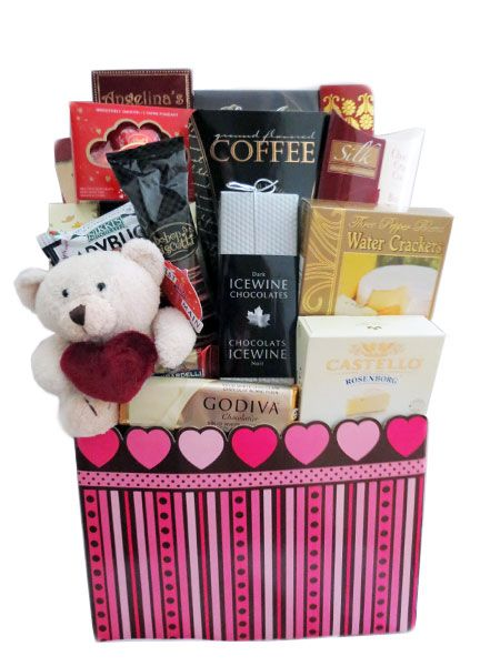 Gourmet gift idea to send for Valentine's Day!
