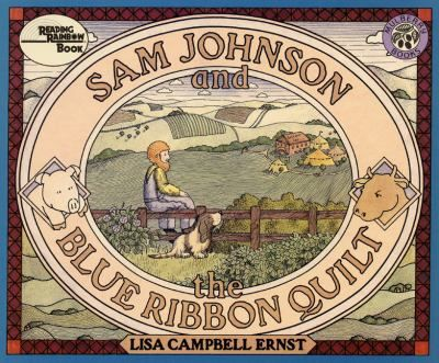 FICTION:While mending the awning over the pig pen, Sam discovers that he enjoys sewing the various patches together but meets with scorn and ridicule when he asks his wife if he could join her quilting club
