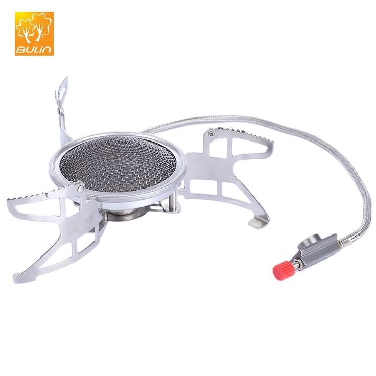"""BULIN BL100 - B15 Fold able Mini Outdoor Gas Stove //Price: $54.46 & FREE Shipping ,  Use Coupon """" SAVEMORE15 """" when you checkout at our store.    #fishinggear"""