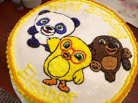 Ruff Ruff Tweet And Dave Cake
