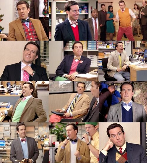 ed helms/andy bernard