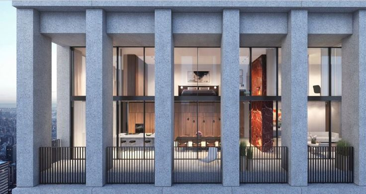 the bryant by david chipperfield in new york   interior, Hause ideen