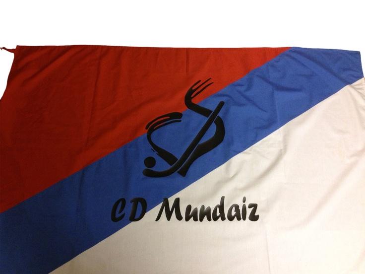 Bandera Mundaiz Hockey Patines