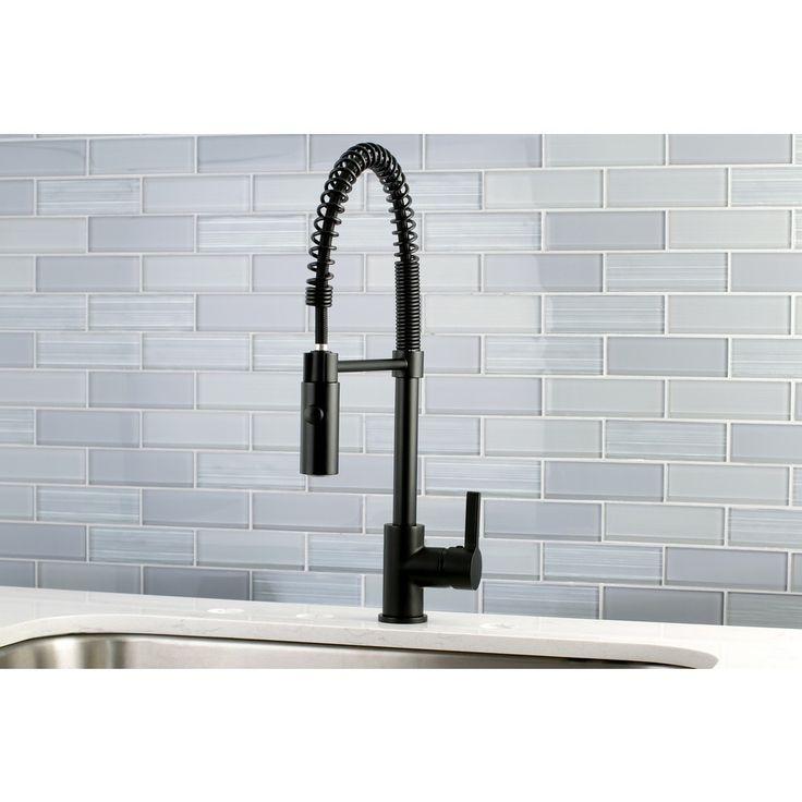 17 Best ideas about Black Kitchen Faucets on Pinterest