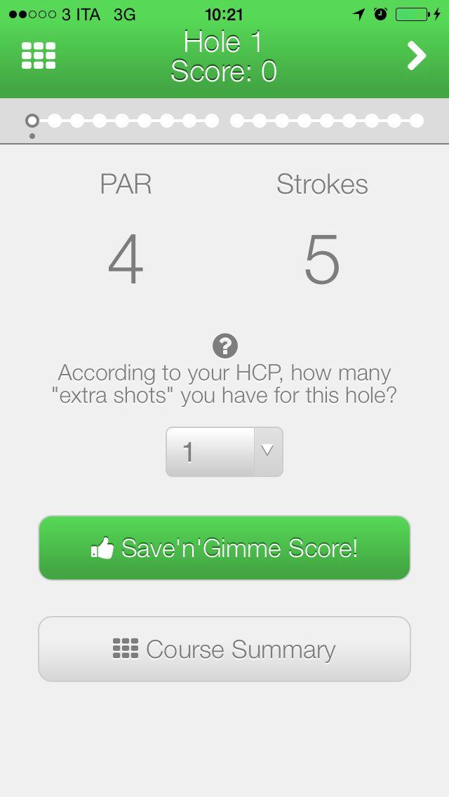 ios app score golf - Google zoeken
