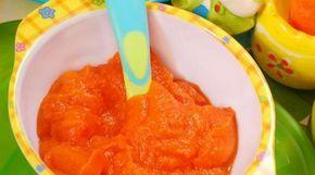 Havuç veya Balkabağı Püresi 6 aylık bebek maması tarifi bebek maması hazırlama bebek püresi #bebekmaması #bebekmamaları #6aylıkbebekmaması