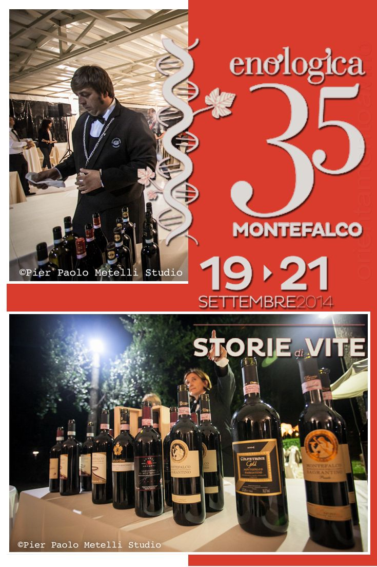 #Enologica35 #Enologica 2014 #Montefalco #Sagrantino http://www.orientamentoalvino.com/3185-enologica35-storie-di-vite-montefalco-sagrantino