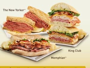 Sandwich Chain Restaurant Recipes: McAlister's Deli and other great places and recipes