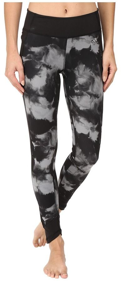 adidas Clima Studio Mid-Rise Long Tights – Painter