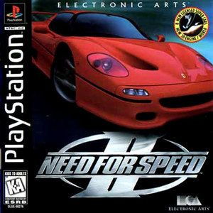 Complete Need for Speed II 2 - PS1 Game