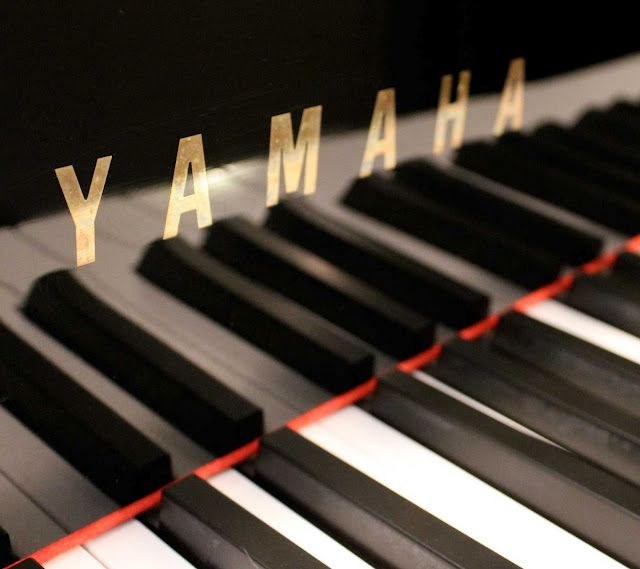 Love my baby grand piano and I really do...Go the Yamaha's! xox